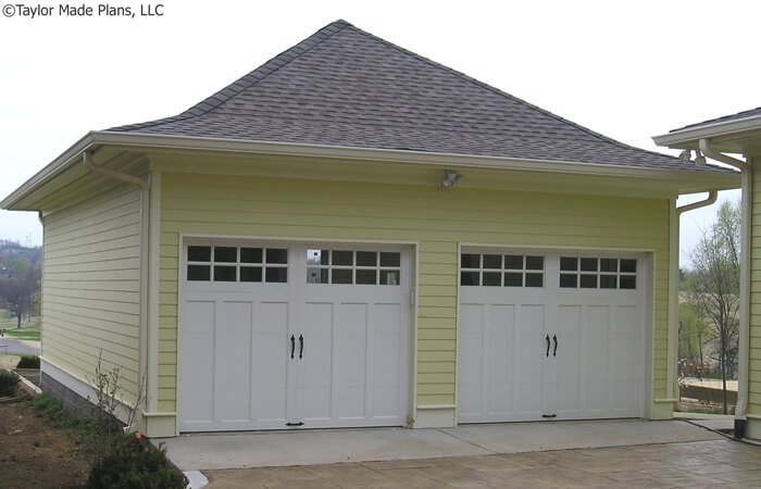 Are you dreaming of building a detached garage plan Taylor Made Plans – Detached Garage Building Plans