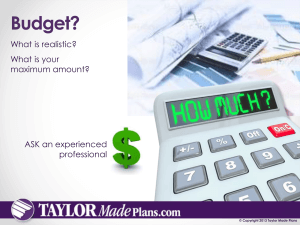 Budget-Realist---